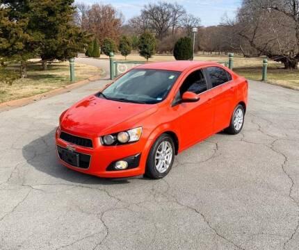 2012 Chevrolet Sonic for sale at Cartopia Auto Sales in Saint Louis MO