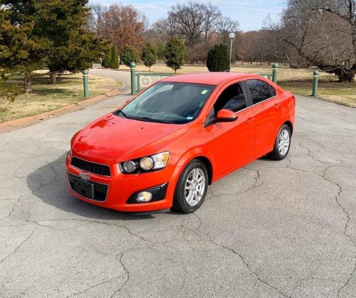 2012 Chevrolet Sonic for sale at Cartopia Auto Sales in St Louis MO