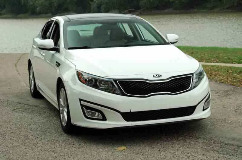 2014 Kia Optima for sale at Auto House Superstore in Terre Haute IN