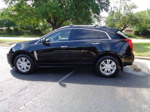 2011 Cadillac SRX for sale at BALKCUM AUTO INC in Wilmington NC