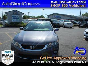 2015 Honda Accord for sale at Auto Direct Trucks.com in Edgewater Park NJ