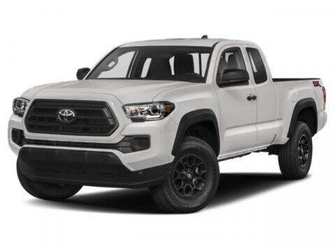 2021 Toyota Tacoma for sale at HILAND TOYOTA in Moline IL