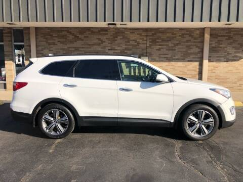 2014 Hyundai Santa Fe for sale at Arandas Auto Sales in Milwaukee WI