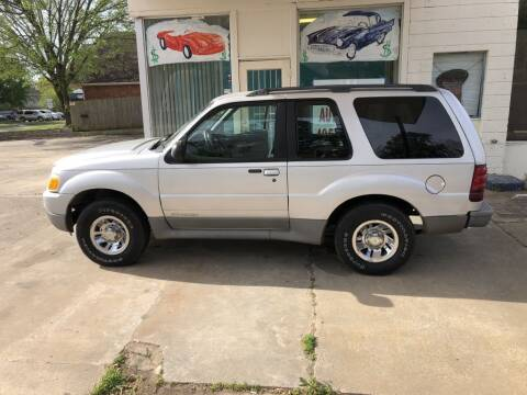 2002 Ford Explorer Sport for sale at A BOTTOM DOLLAR AUTO SALES in Shawnee OK