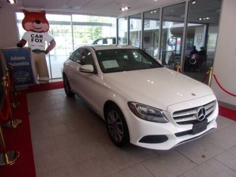 2018 Mercedes-Benz C-Class for sale at Adams Auto Group Inc. in Charlotte NC