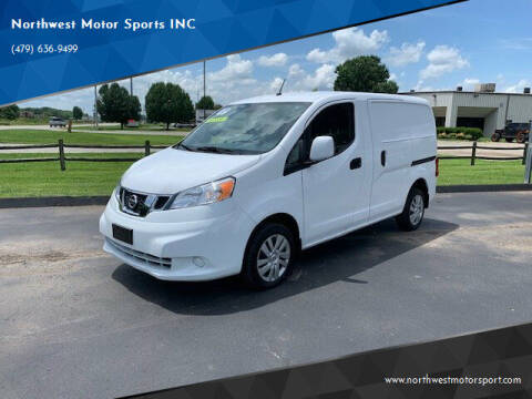 2017 Nissan NV200 for sale at Northwest Motor Sports INC in Rogers AR