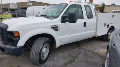 2010 Ford F-350 Super Duty for sale at BSA Used Cars in Pasadena TX