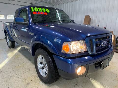 2011 Ford Ranger for sale at SMS Motorsports LLC in Cortland NY