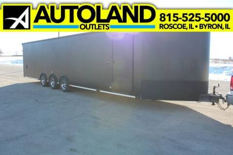 2013 Aluminum Trailer Corp. n/a for sale at AutoLand Outlets Inc in Roscoe IL