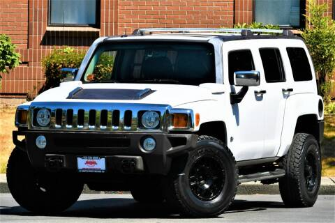 2006 HUMMER H3 for sale at SEATTLE FINEST MOTORS in Lynnwood WA