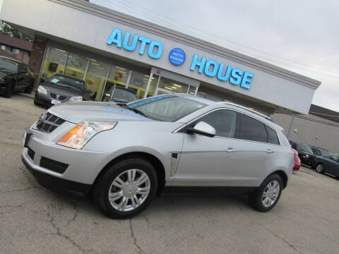 2010 Cadillac SRX for sale at Auto House Motors in Downers Grove IL