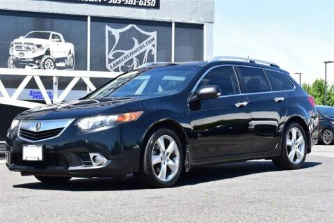 2011 Acura TSX Sport Wagon for sale at Landers Motors in Gresham OR