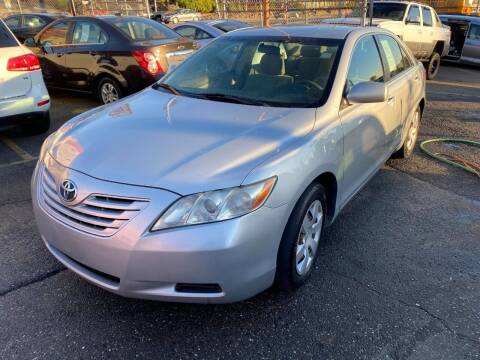 2007 Toyota Camry for sale at SNS AUTO SALES in Seattle WA