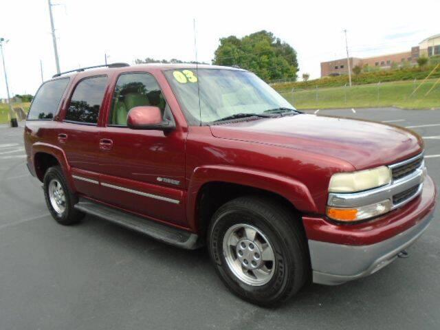 2003 Chevrolet Tahoe for sale at Atlanta Auto Max in Norcross GA