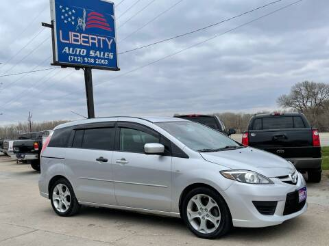 2009 Mazda MAZDA5 for sale at Liberty Auto Sales in Merrill IA