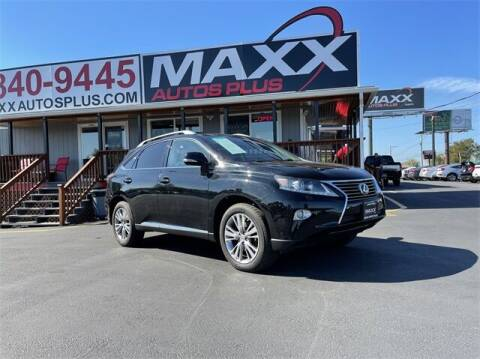 2013 Lexus RX 350 for sale at Maxx Autos Plus in Puyallup WA