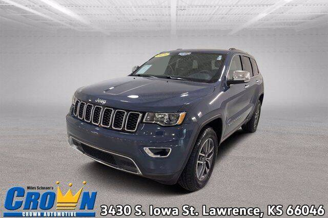 2019 Jeep Grand Cherokee for sale at Crown Automotive of Lawrence Kansas in Lawrence KS