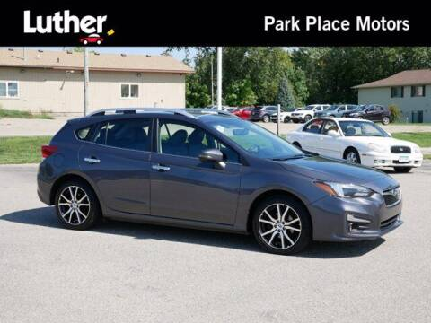 2019 Subaru Impreza for sale at Park Place Motor Cars in Rochester MN
