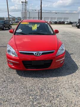 2009 Hyundai Elantra for sale at Wallers Auto Sales LLC in Dover OH