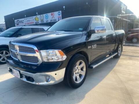 2017 RAM Ram Pickup 1500 for sale at Eurospeed International in San Antonio TX