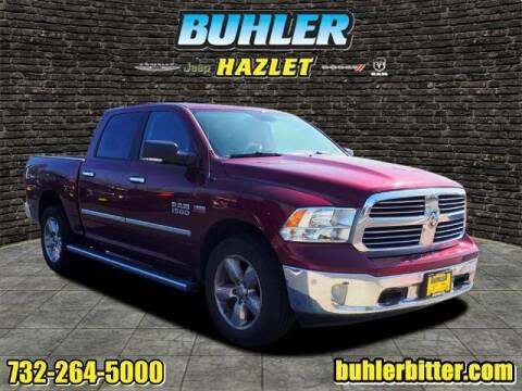 2017 RAM Ram Pickup 1500 for sale at Buhler and Bitter Chrysler Jeep in Hazlet NJ