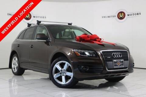 2011 Audi Q5 for sale at INDY'S UNLIMITED MOTORS - UNLIMITED MOTORS in Westfield IN