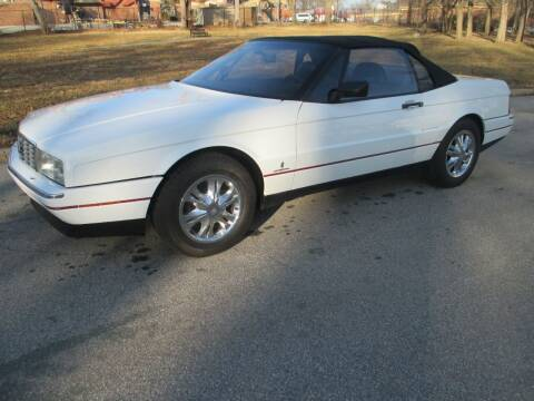 1991 Cadillac Allante for sale at RENNSPORT Kansas City in Kansas City MO