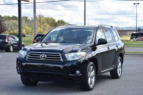 2008 Toyota Highlander for sale at Broadway Garage of Columbia County Inc. in Hudson NY