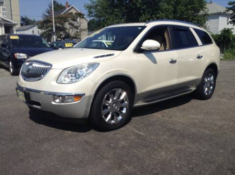 2010 Buick Enclave for sale at Worldwide Auto Sales in Fall River MA