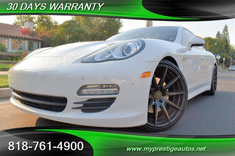 2012 Porsche Panamera for sale at Prestige Auto Sports Inc in North Hollywood CA