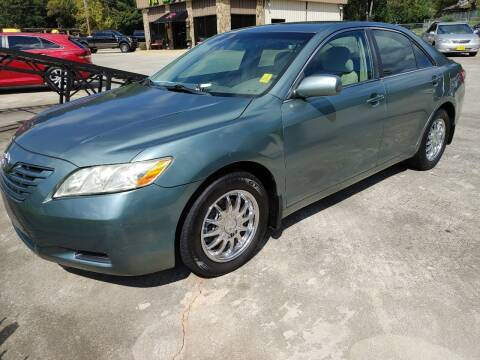 2009 Toyota Camry for sale at TR Motors in Opelika AL
