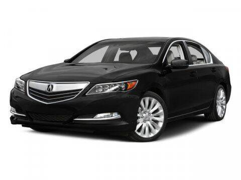 2015 Acura RLX for sale at Bergey's Buick GMC in Souderton PA