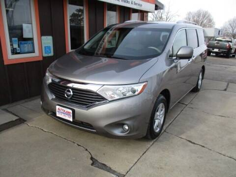 2011 Nissan Quest for sale at Autoland in Cedar Rapids IA