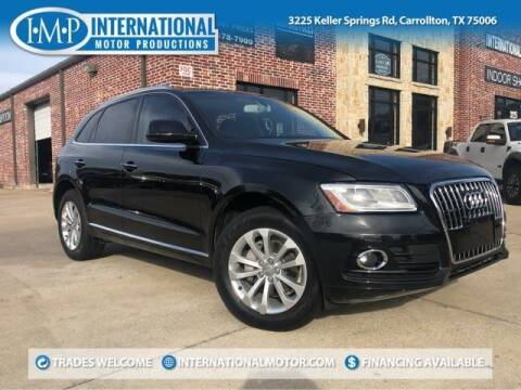 2016 Audi Q5 for sale at International Motor Productions in Carrollton TX
