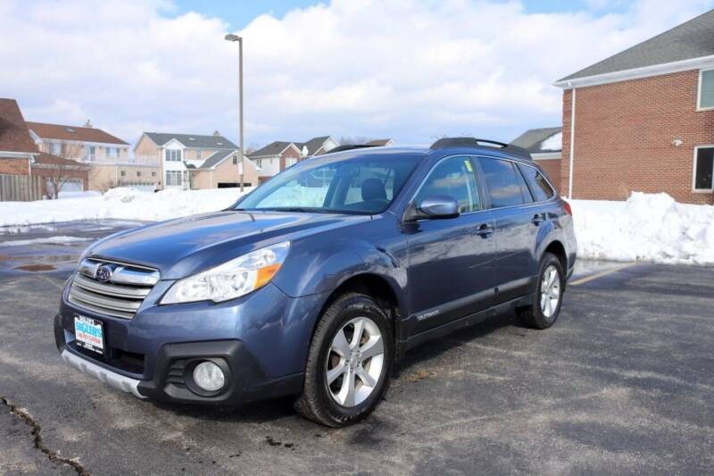 2013 Subaru Outback for sale at Siglers Auto Center in Skokie IL