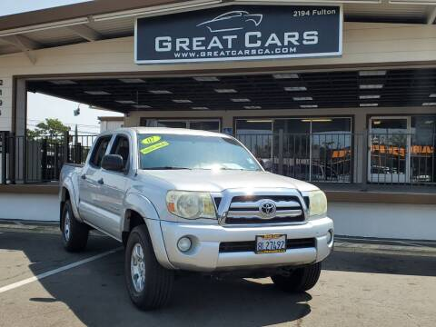 2007 Toyota Tacoma for sale at Great Cars in Sacramento CA