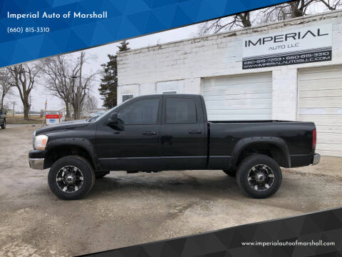 2006 Dodge Ram Pickup 2500 for sale at Imperial Auto of Marshall - Imperial Auto Of Slater in Slater MO