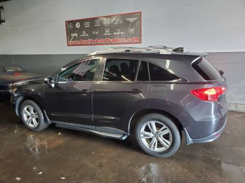 2015 Acura RDX for sale at Quality Auto Traders LLC in Mount Vernon NY