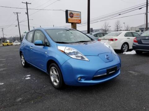2012 Nissan LEAF for sale at Cars 4 Grab in Winchester VA