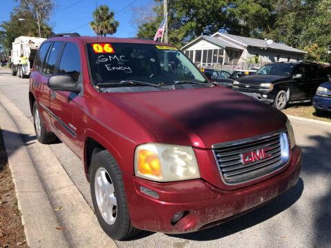 2006 GMC Envoy for sale at Castagna Auto Sales LLC in Saint Augustine FL