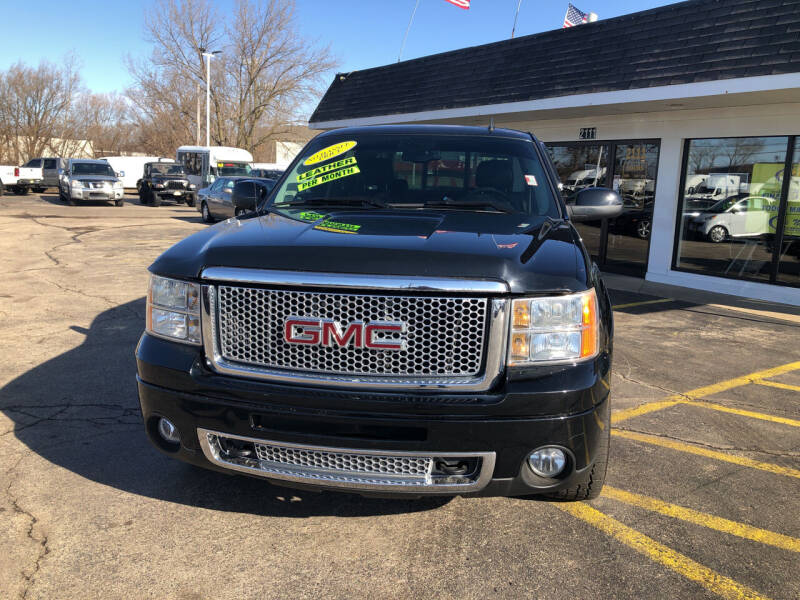 2007 GMC Sierra 1500 for sale at Top Notch Auto Brokers, Inc. in Palatine IL