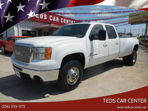2007 GMC Sierra 3500HD for sale at TEDS CAR CENTER in Athens AL