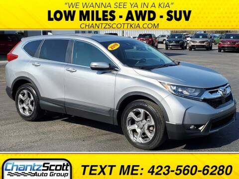 2018 Honda CR-V for sale at Chantz Scott Kia in Kingsport TN