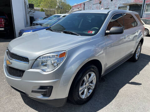 2014 Chevrolet Equinox for sale at Turner's Inc - Main Avenue Lot in Weston WV