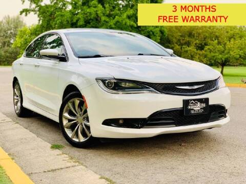 2015 Chrysler 200 for sale at Boise Auto Group in Boise ID
