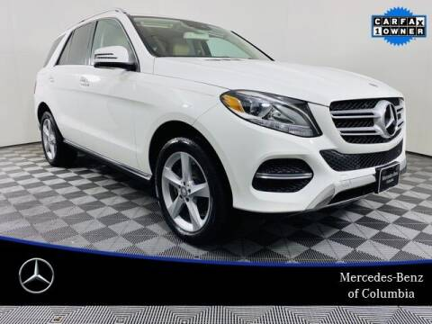 2016 Mercedes-Benz GLE for sale at Preowned of Columbia in Columbia MO