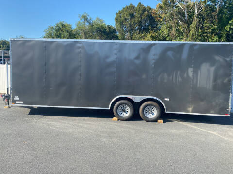 2022 Quality Car 8.5x24 for sale at Big Daddy's Trailer Sales in Winston Salem NC