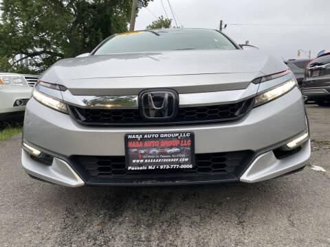 2018 Honda Clarity Plug-In Hybrid for sale at Nasa Auto Group LLC in Passaic NJ