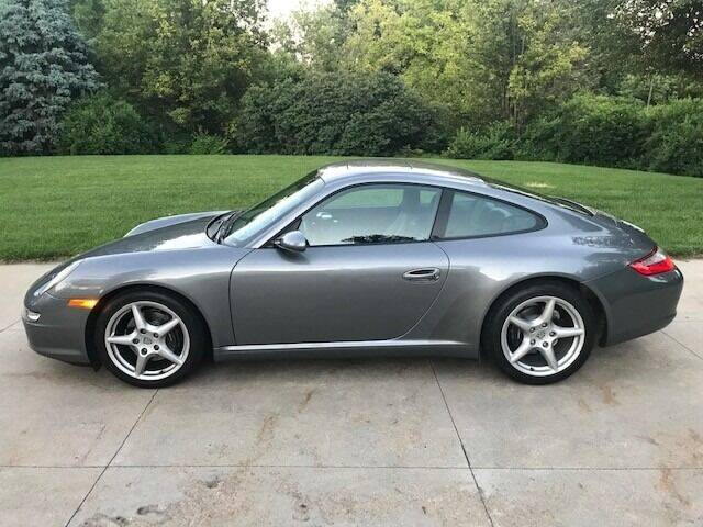 2005 Porsche 911 for sale at AUTOWORKS OF OMAHA INC in Omaha NE