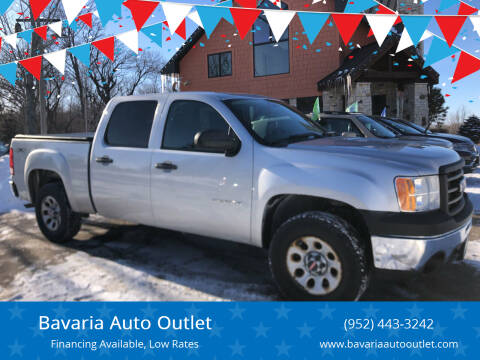 2011 GMC Sierra 1500 for sale at Bavaria Auto Outlet in Victoria MN